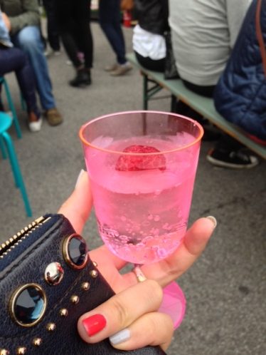 elderflower cocktail urban food fest