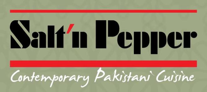 logo of salt n pepper UK