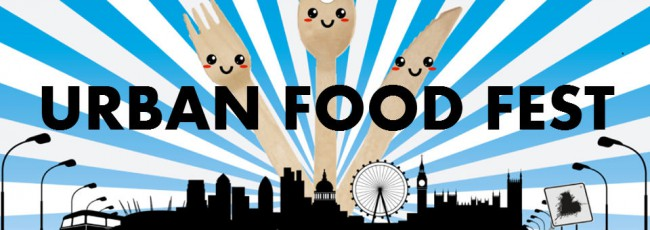 cover photo of urban food fest