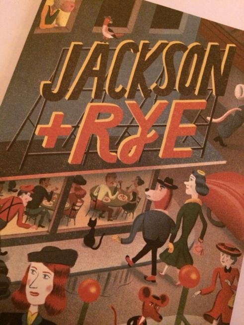 Jackson + Rye in Soho