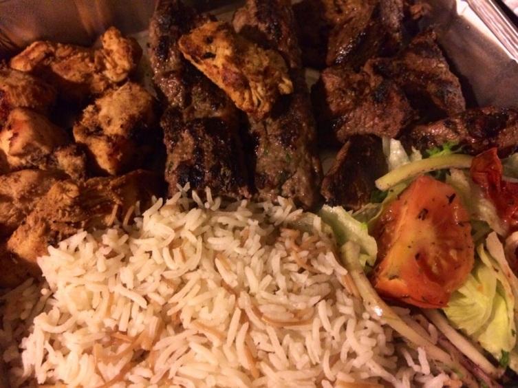 Lebanese Mixed Grill, The Cedar Maida Vale