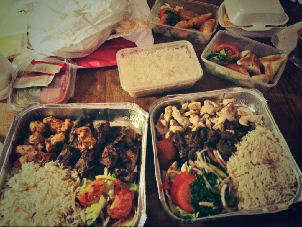 Lebanese restaurant in Maida Vale