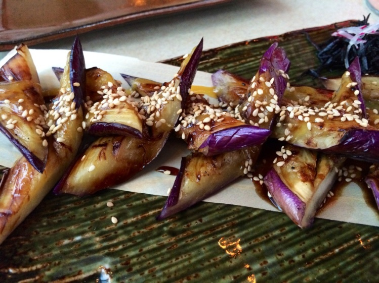 Vegetables- Sushi Samba