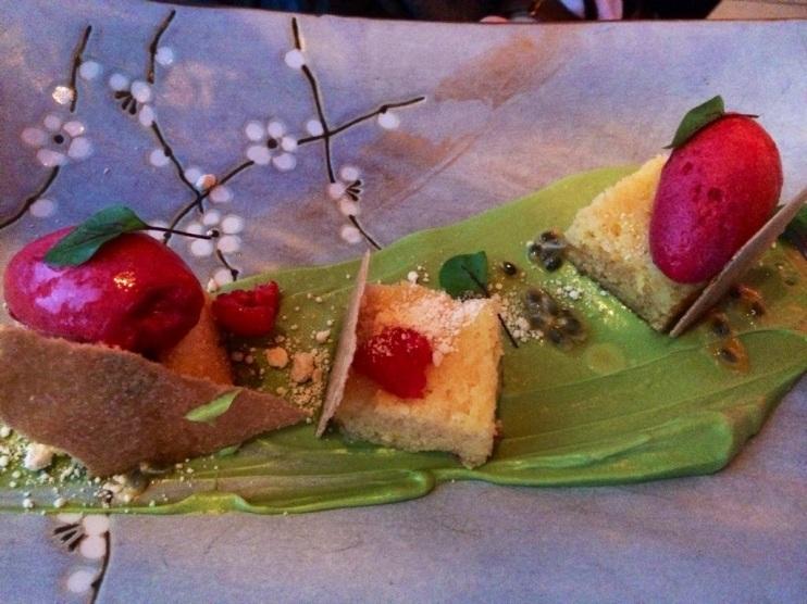 Dessert- Sushi Samba