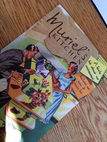 Muriel's Kitchen menu