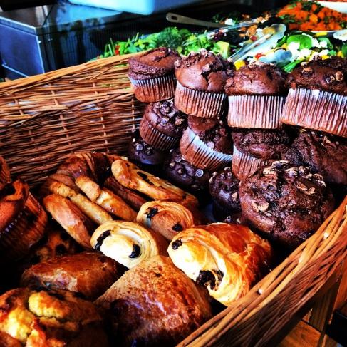 baked goods, muriel's kitchen