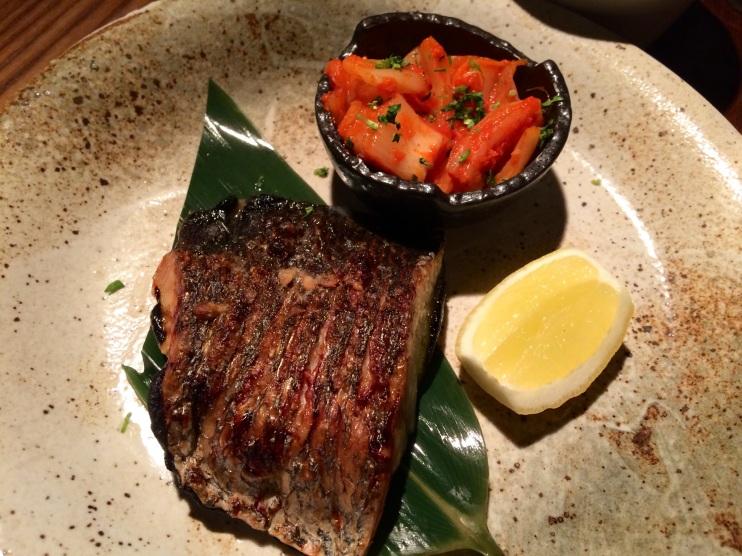 Salmon Teriyaki, Flesh and Buns