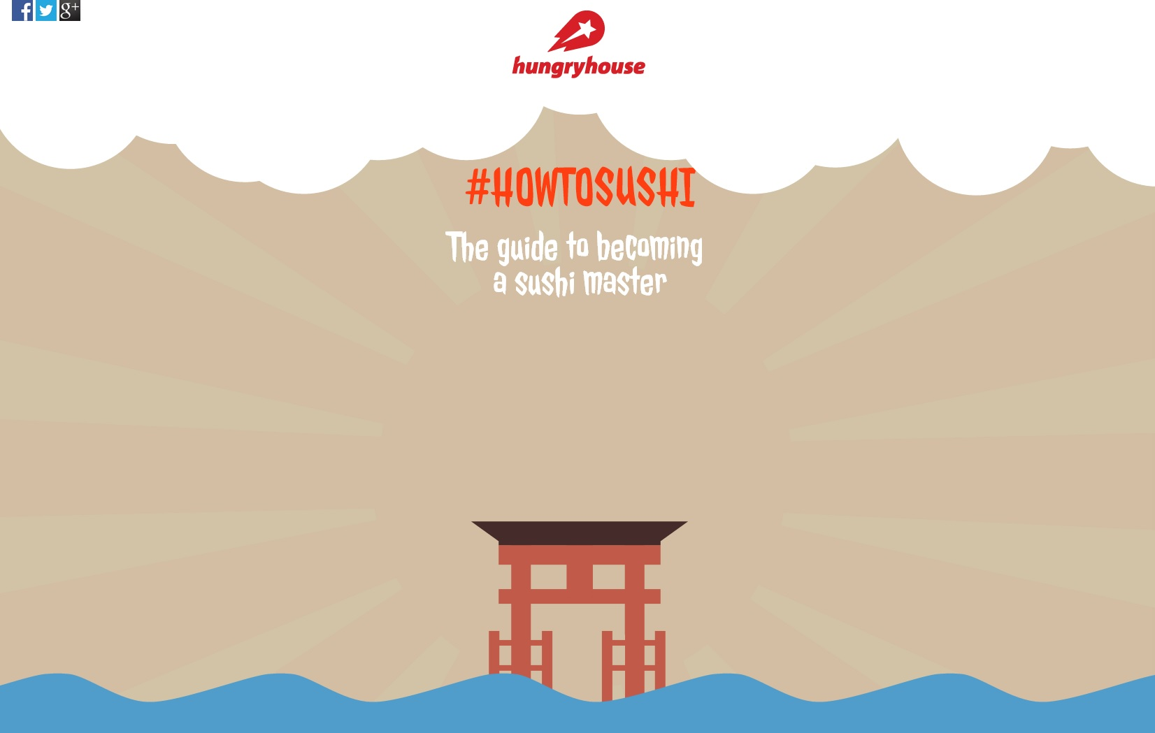 sushi guide by hungryhouse