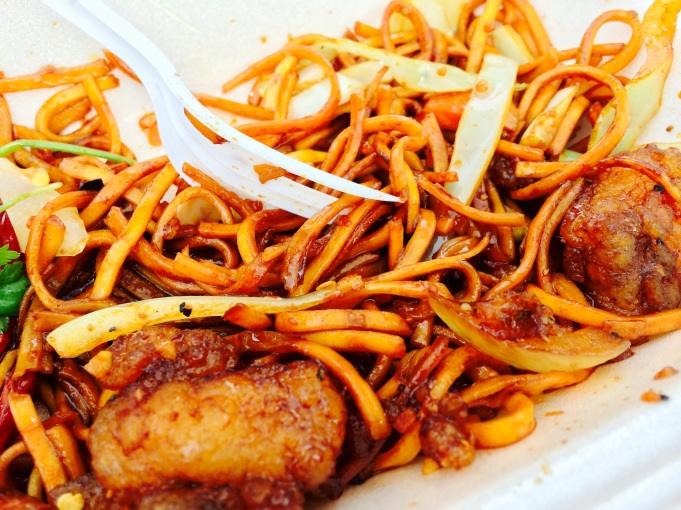 chinese food at bite street food
