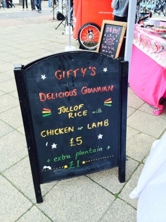 Gifty's, Bite Street Food