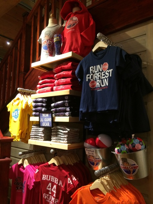 bubba gump london shop 2