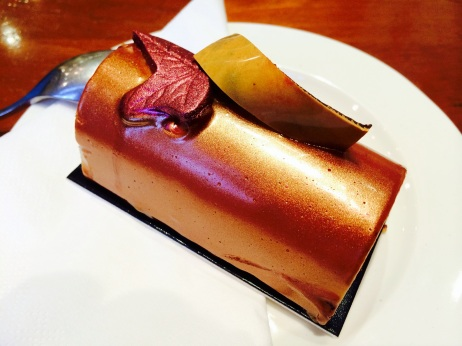 toffee apple buche maison blanc