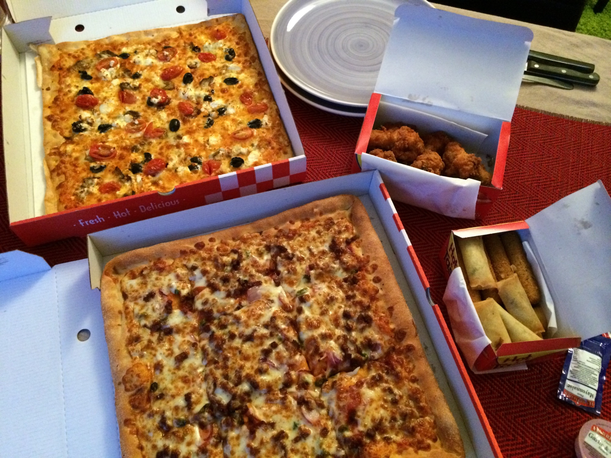 square pizza london hungryhouse