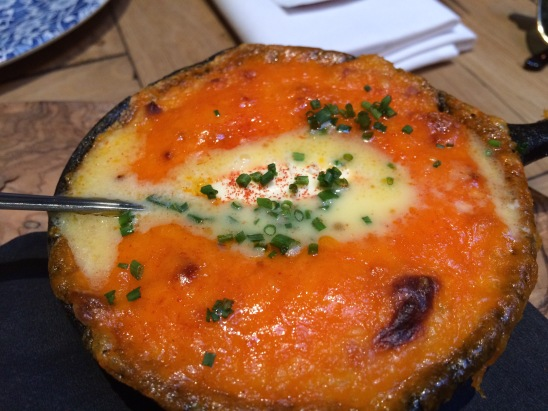 Gooey Corn Spoon Bread, Joe's Kentish Town