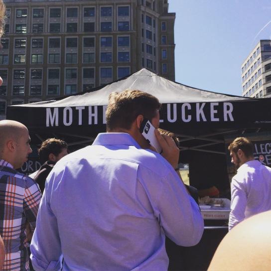 mother clucker london