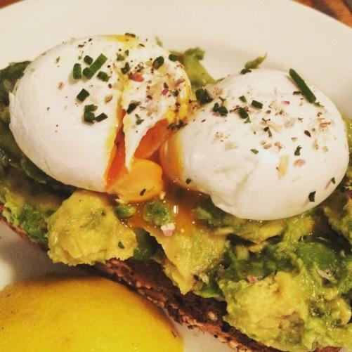 healthy breakfast at electric diner portobello road