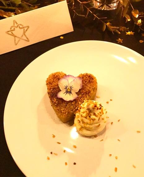 Eat Bagan Supper club dessert